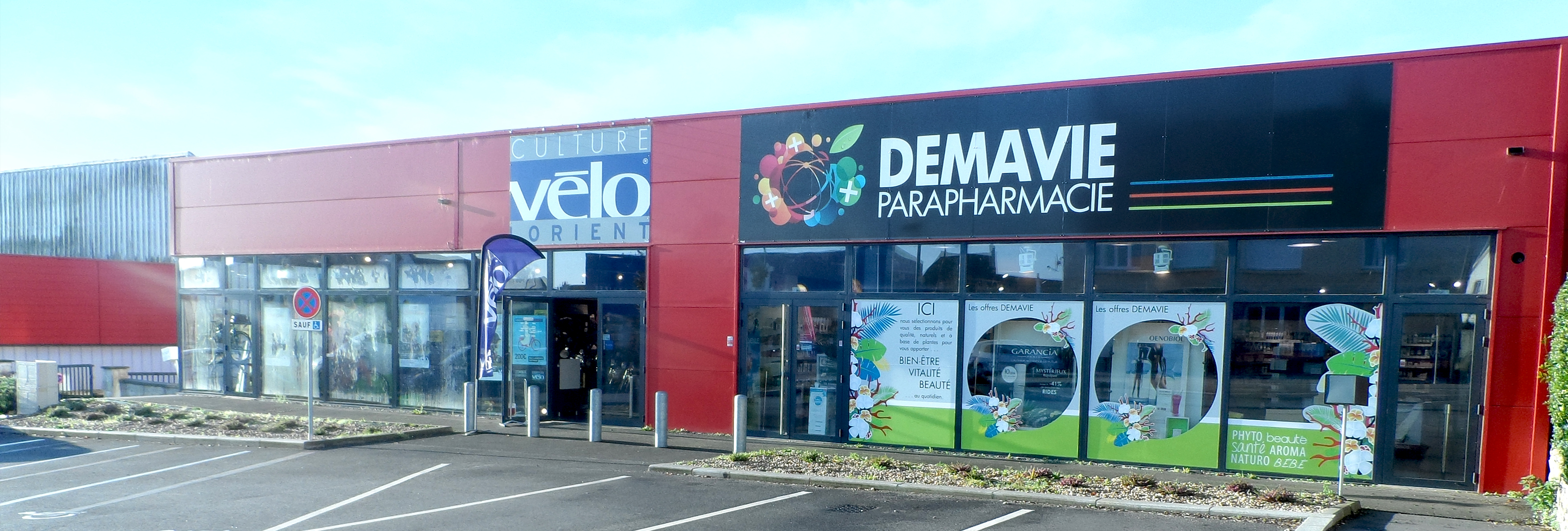 Magasin Demavie Lorient